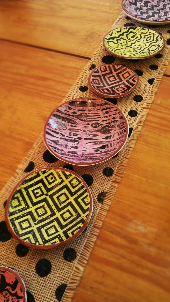 Mini Stacking Bowls
