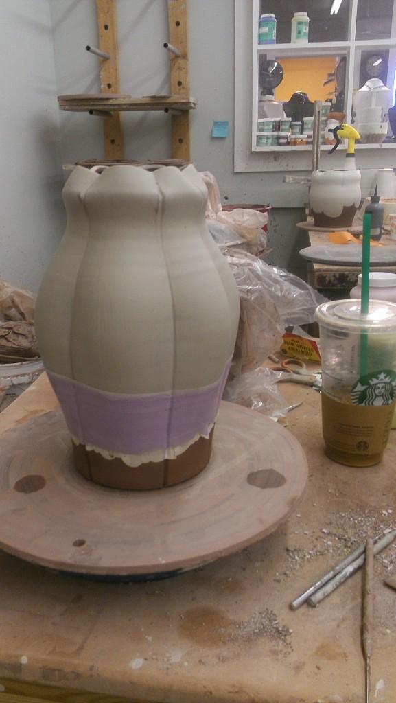 EmptyBowl Vase